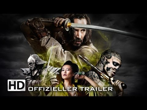 47 Ronin - International Trailer german / deutsch HD