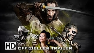 47 Ronin - International Trailer german / deutsch HD