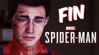 SPIDER MAN PS4 - FIN