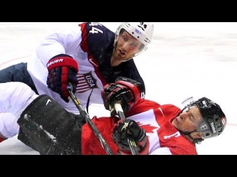 Winner of USA v. Canada hockey game is ...