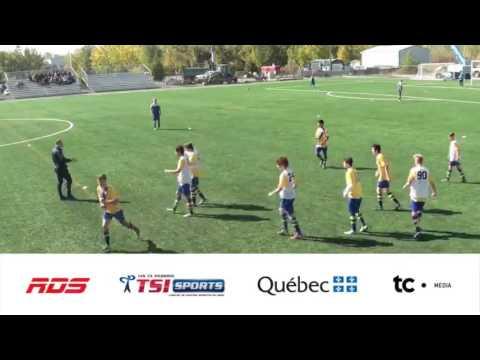 Outaouais M (0) vs Académie Impact de Montréal  (2)