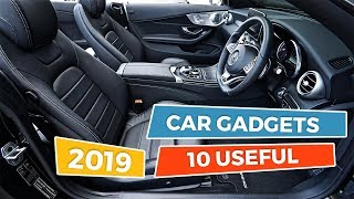 10 Useful Car Accessories And Gadgets You Can Buy on Amazon (2019)