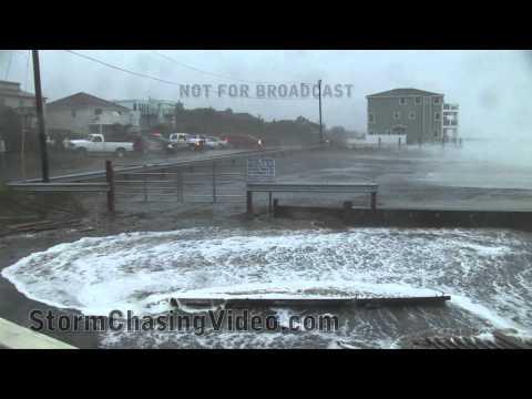 8/27/2011 Hurricane Irene Virginia Beach