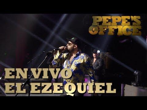 EL EZEQUIEL LE CANTA CHICO ENAMORADO A LENIN RAMÍREZ! - Pepe's Office