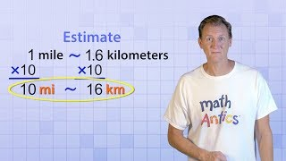 Math Antics - Units of Distance