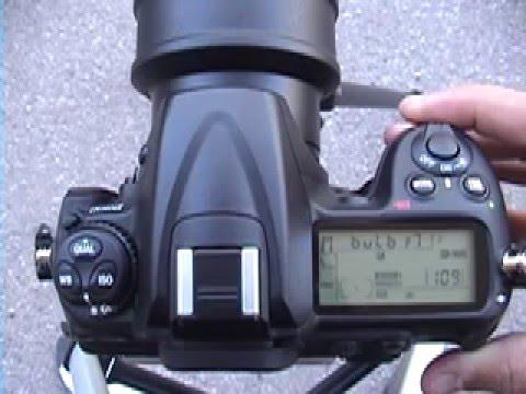 How to take photo of lightning dslr diferencias