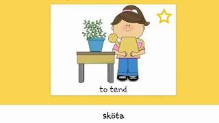 100 Most Common Words in spoken Swedish - Swedish Vocabulary- Home