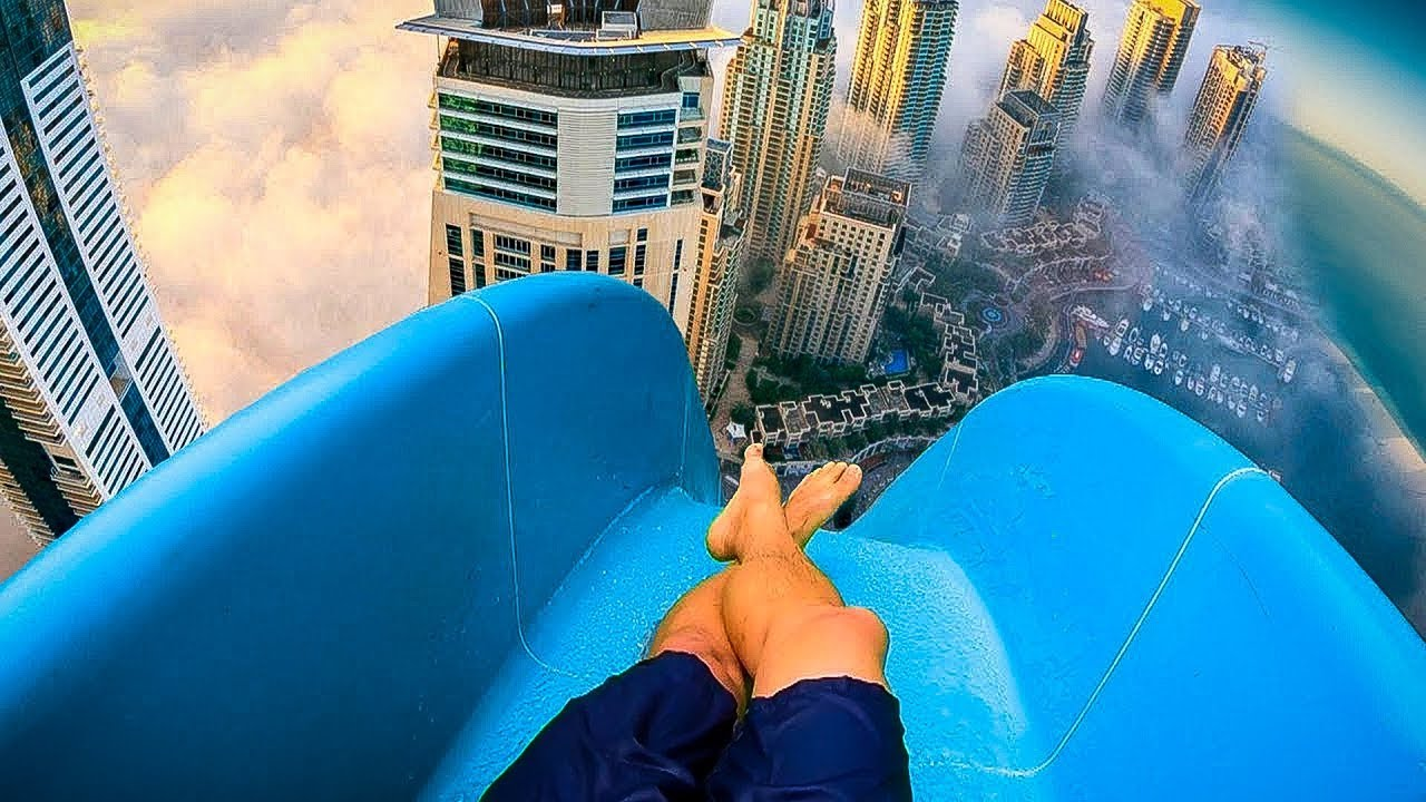 Scariest Water Slides in The World