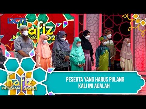 HAFIZ INDONESIA 2021 - Peserta Yang Harus Pulang Pada Kali Ini Adalah - [15 April 2021]