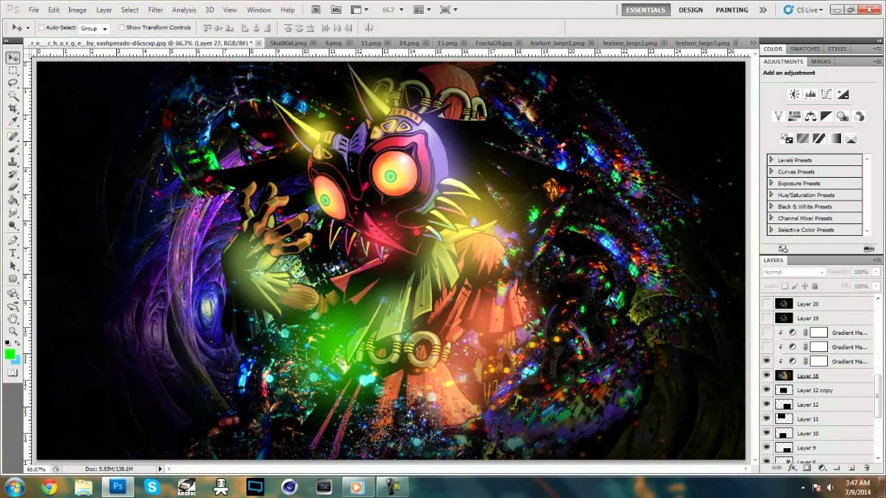Skull Kid Wallpaper: Skull Kid Wallpaper - YouTube