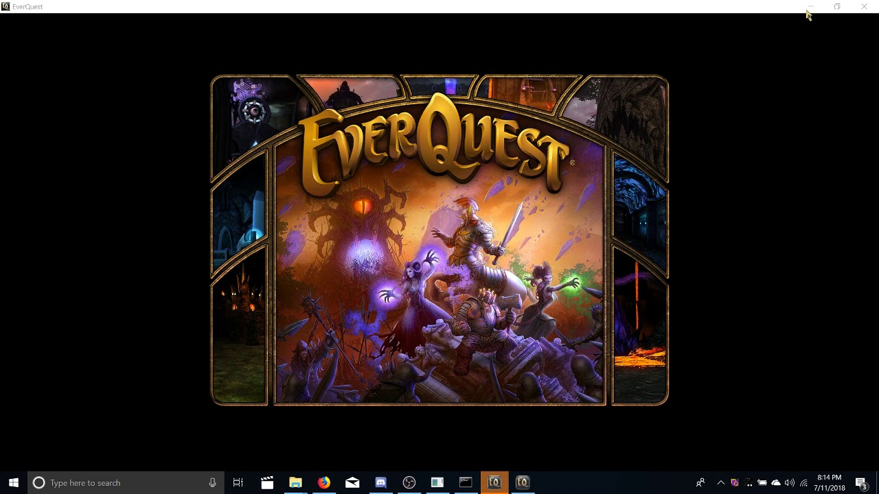 Quick macro quest runover for Everquest - The Grand Creation PEQ