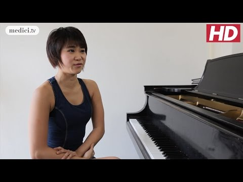 Interview: Yuja Wang in the Triple Crown Tour (New York - Salzburg - Beijing)