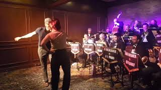 Don Berner Big Band with Hit That Jive