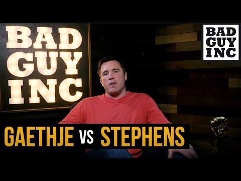 Is Jeremy Stephens next for Justin Gaethje?