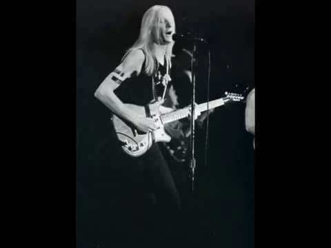 Johnny Winter Live April 24, 1973 Toronto Maple Leaf Gardens