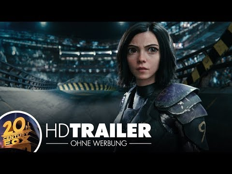 Alita: Battle Angel | Offizieller Trailer 3 | Deutsch HD German (2019)