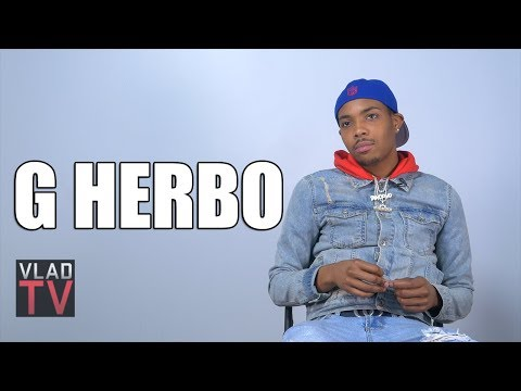 G Herbo on Lil Uzi Vert: He Can Really Rap, Dropping Joint EP Together (Part 2)