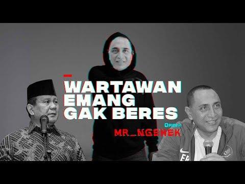 Wartawan Emang Gak Beres | MR. NGEHEK