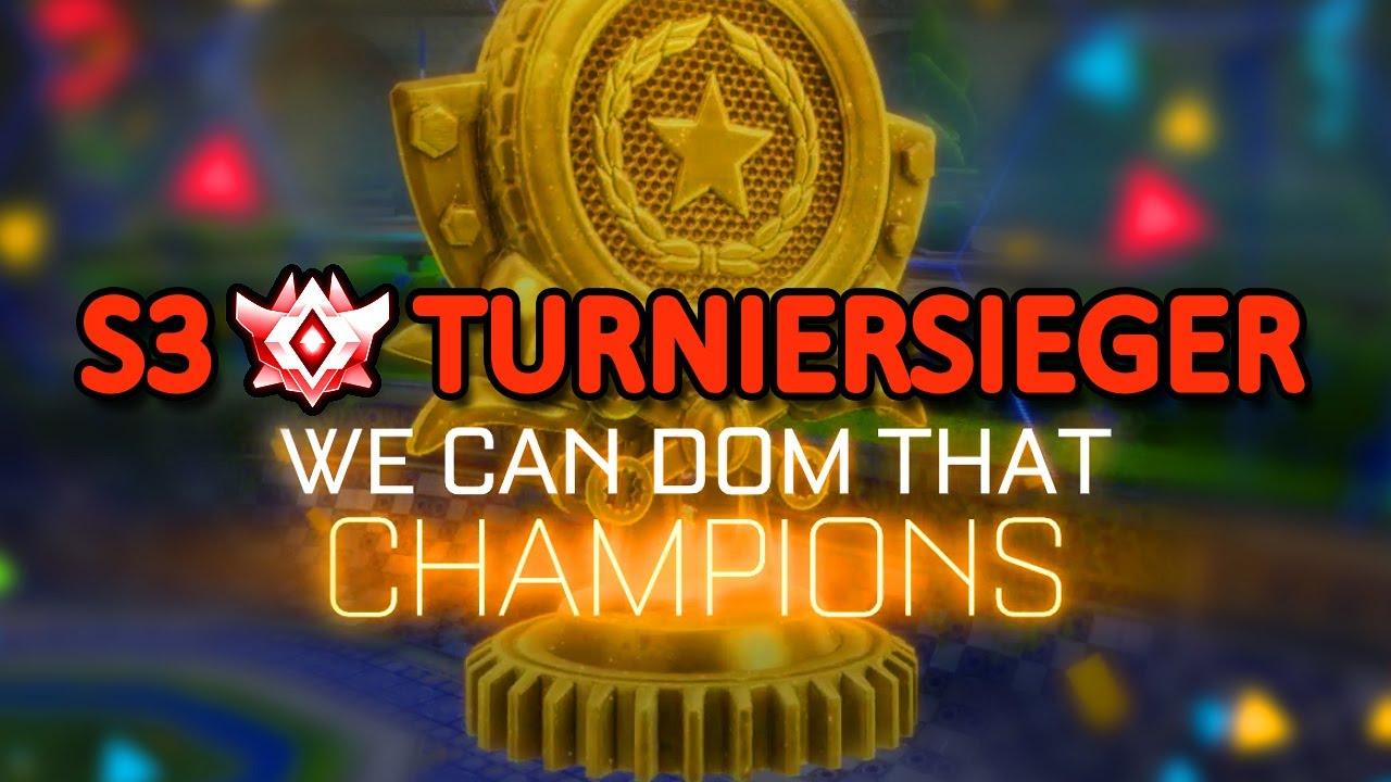 Mein 3. GRAND CHAMPION Turniersieg... (roter Titel) 🏆🥇