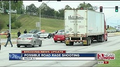 Trucker killed in possible road rage shooting