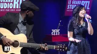 Indila - Dernière danse en live dans le Grand Studio RTL - RTL - RTL