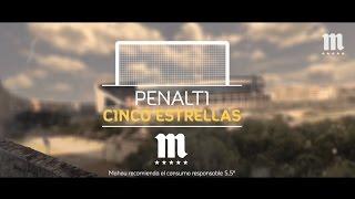 Penalti Cinco Estrellas Temporada 16-17