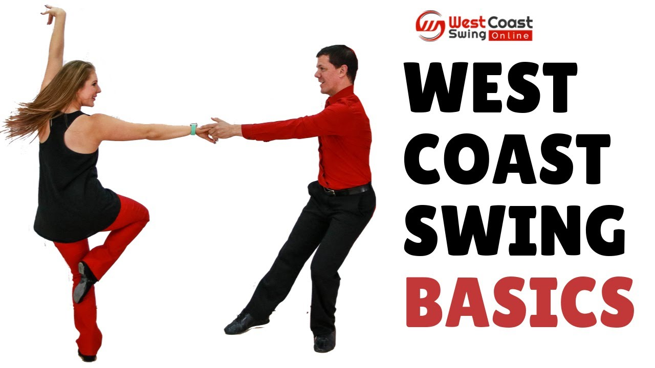 West Coast Swing Basic Steps Beginner Wcs Youtube Dance Step Diagrams