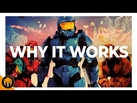 Why It Works: Red Vs Blue's Animation By Monty Oum