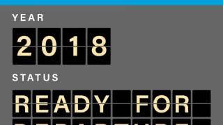 Happy New Year 2019 whatsapp status GIF