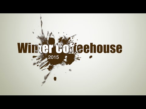 2015 Stillwater NHS Winter Coffeehouse