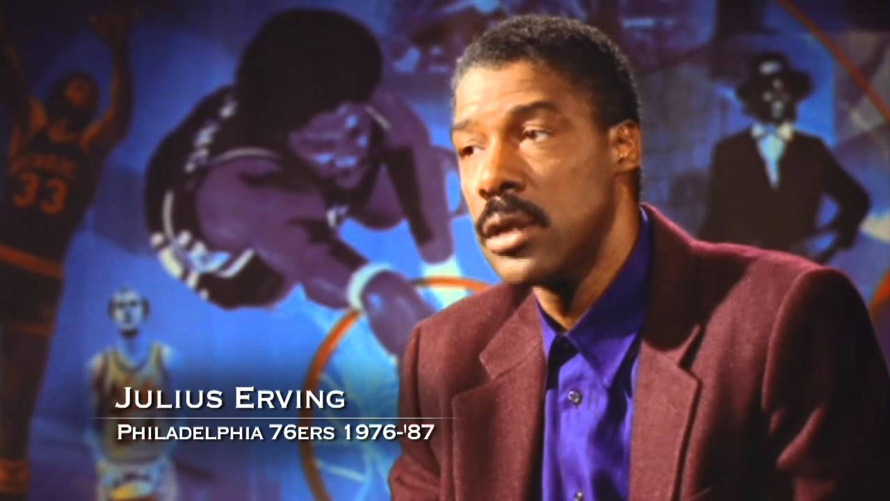 ○ How Moses Malone mentored a young Charles Barkley