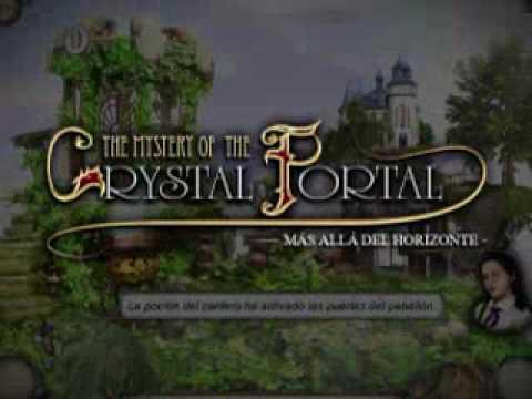 The Mystery of the Crystal Portal: Más allá del horizonte (Español)