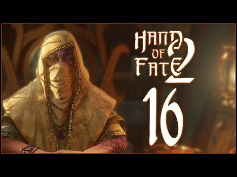 THE WHEEL - Hand of Fate 2 - Ep.16!