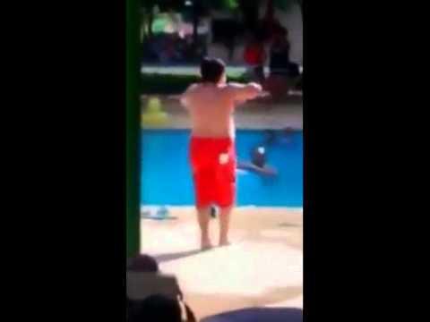 Fat Kid Dances to Cuban Pete Song thumbnail