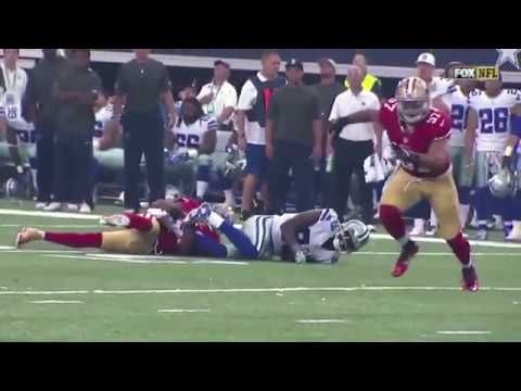 Illegal Hit On Dez Bryant Football Editing Clips