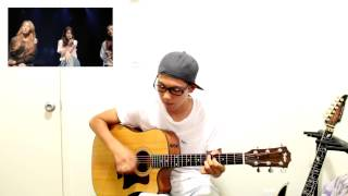 SISTAR(씨스타) - Touch my body(터치마이바디) Acoustic Version