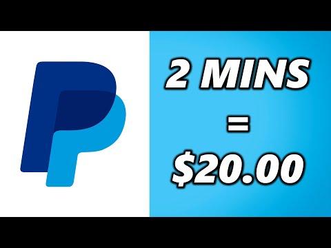 Earn $20.00 In 2 Mins FAST & EASY! (Make Money Online)