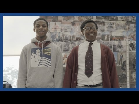 From the Bronx to Yale: the power of high school 'speech' | Guardian Docs