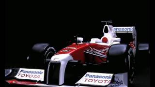 F1 Season 2009 Panasonic Toyota Racing  The Contender