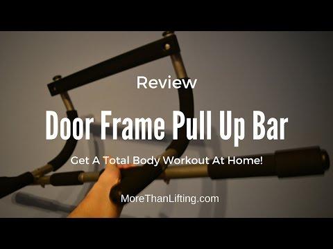 door-frame-pull-up-bar---calisthenics-training-equipment-review