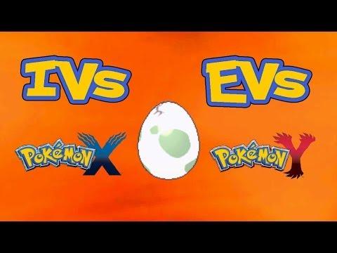 Pokemon X & Y ITA [IVs, EVs e Accoppiamento]