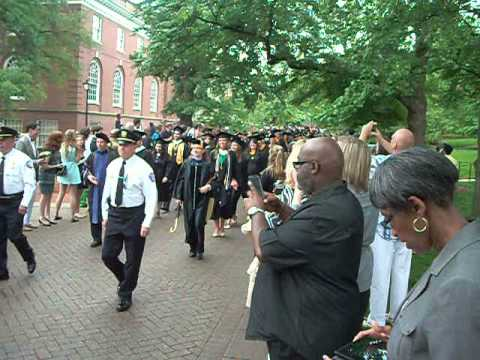 UMW Class 2013: Featuring Amanda Leigh Buckner on Campus Walk