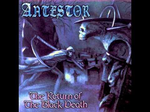 The Return Of The Black Death - Antestor [Full Album] (1998)