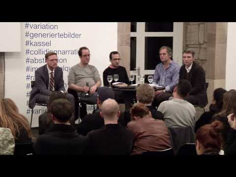 7 Symposium: Speculations on Anonymous Materials - Podiumsdiskussion