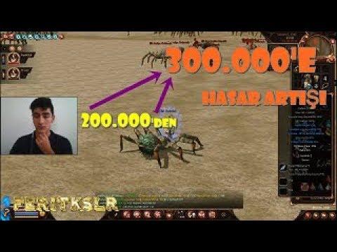 Saltanat Mt2 [16'dan 300'e] DAMAGEYİ 200.000'DEN 300.000'E ÇIKARMAK #30