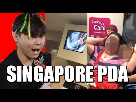 Ah Beng Reacts To Singapore PDA | TMTV