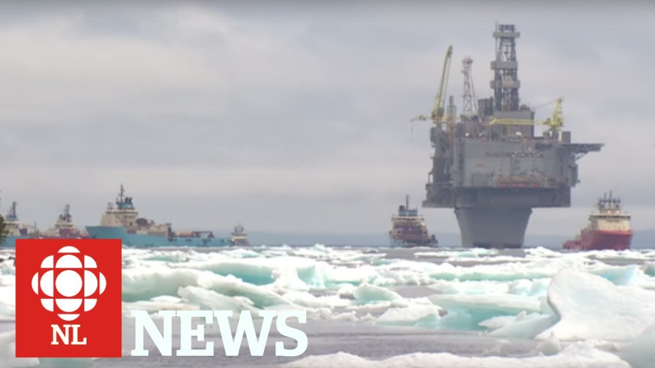 Hebron: Oil rig tow out is stalled again
