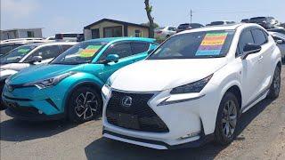 Авторынок 2020 НОВИНКИ есть? ЦЕНЫ упали? Авторынок Зеленый угол Владивосток за Авто из Японии Хонда