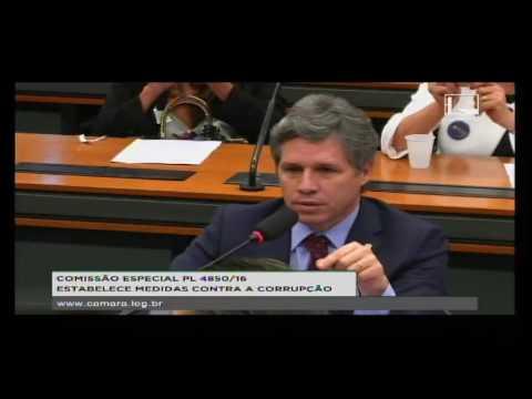 PL 4850/16 - ESTABELECE MEDIDAS CONTRA A CORRUPÇÃO - Reunião Deliberativa - 02/08/2016 - 14:38