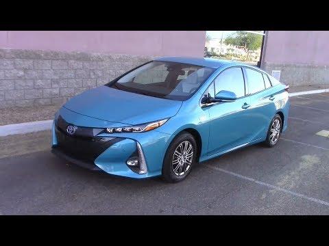 2017 Toyota Prius Prime Advanced: 580 Mile Fuel Economy Test